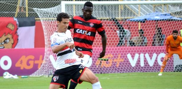 Hernanes passou em branco depois de cinco partidas marcando gols