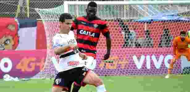 Hernanes passou em branco depois de cinco partidas marcando gols - ROMILDO DE JESUS/FUTURA PRESS/FUTURA PRESS/ESTADÃO CONTEÚDO