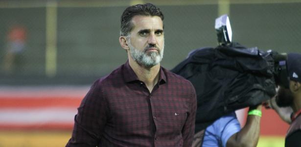 Vagner Mancini será um dos julgados da próxima terça-feira, no TJD-BA - Tiago Caldas / E.C Vitória.