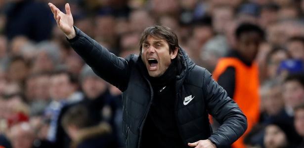 O técnico Antonio Conte já comandou a Itália entre os anos de 2014 e 2016