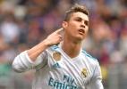 """CR7 : """"Ninguém pode se comparar comigo. Ninguém vai ser Cristiano Ronaldo"""" - AFP PHOTO / ANDER GILLENEA"""