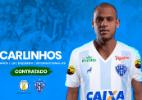 Ex-Fluminense e São Paulo, lateral Carlinhos reforça o Paysandu na Série B (Foto: Reprodução)