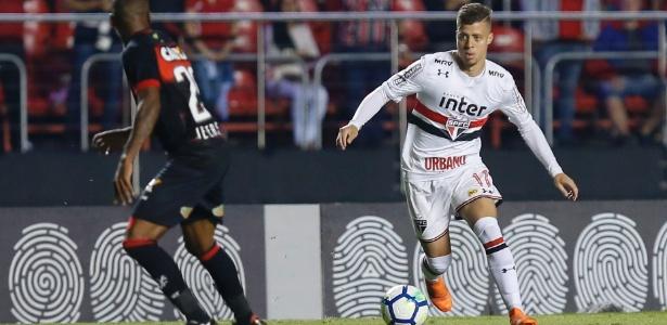 Lucas Fernandes também foi expulso durante a partida contra o Vitória