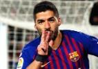Barça insiste, mas coleciona fracassos com possíveis substitutos de Suárez - Xinhua/Joan Gosa