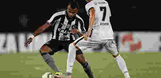 Botafogo e Resende se enfrentam pela Taça Guanabara de 2019 - @Botafogo/Twitter - @Botafogo/Twitter