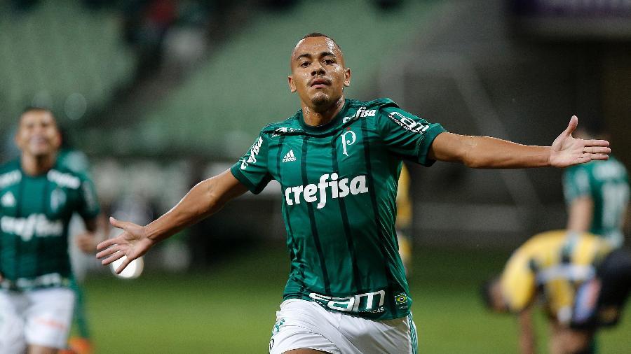 Papagaio é formado na base do Palmeiras e pode voltar a treinar em novembro - Daniel Vorley/AGIF