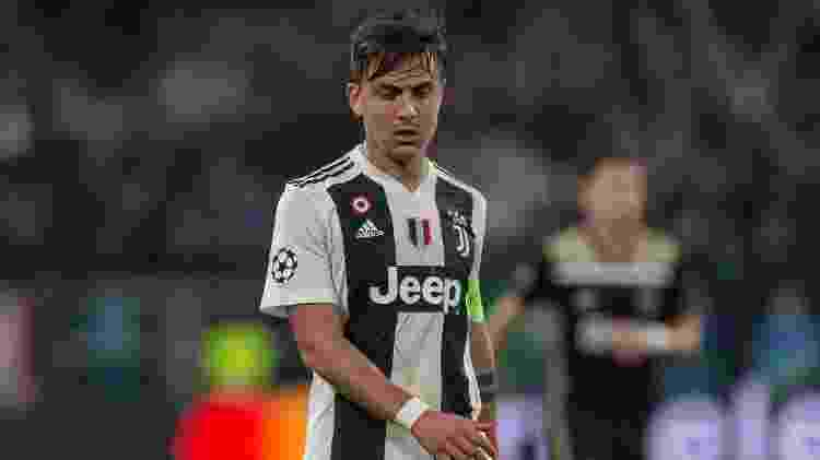 Dybala é opção do Atlético de Madri para substituir Griezmann - TF-Images/Getty Images - TF-Images/Getty Images