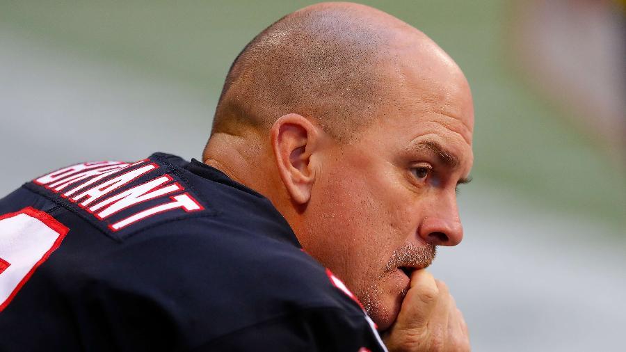 Matt Bryant observa a derrota do Atlanta Falcons para o Seattle Seahawks - Kevin C. Cox/Getty Images/AFP
