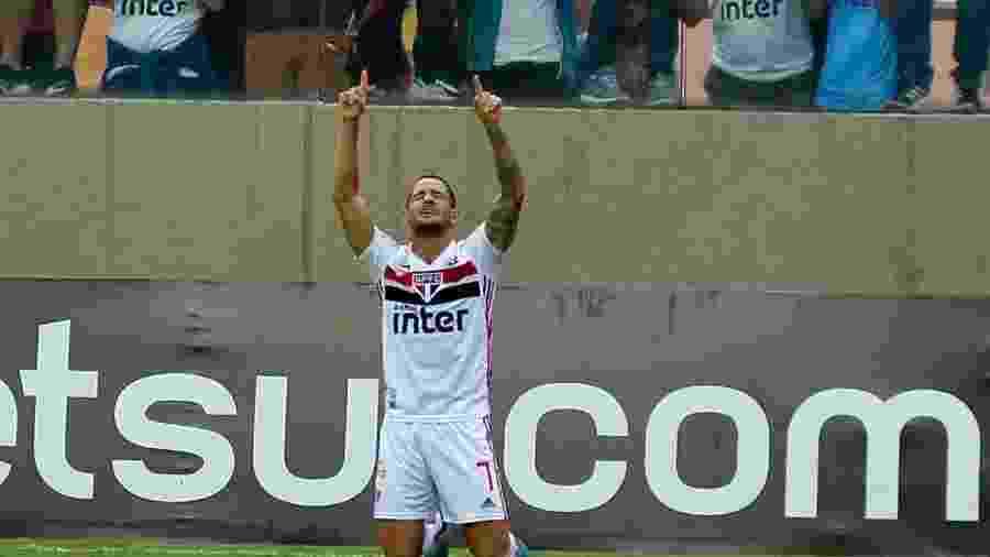 Pato do São Paulo - Bruno Ulivieri/AGIF