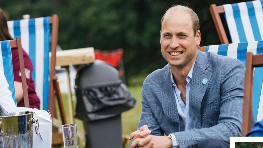 Príncipe William também teve covid-19 - Reprodução/Instagram @kensingtonroyal Verificado