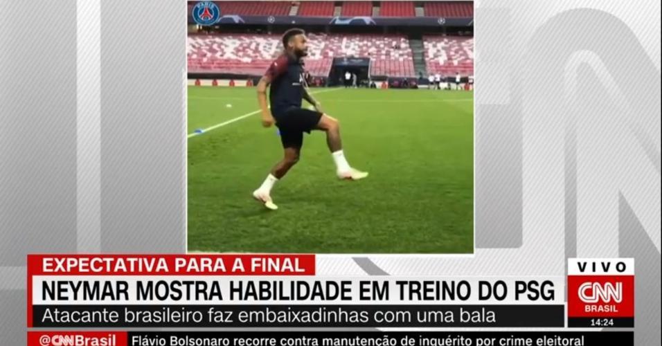 CNN Brasil faz pré e pós jogo da final da Champions League