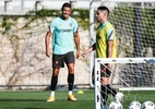 Cristiano Ronaldo treina com seleção de Portugal de olho na Liga das Nações - Reprodução/Instagram