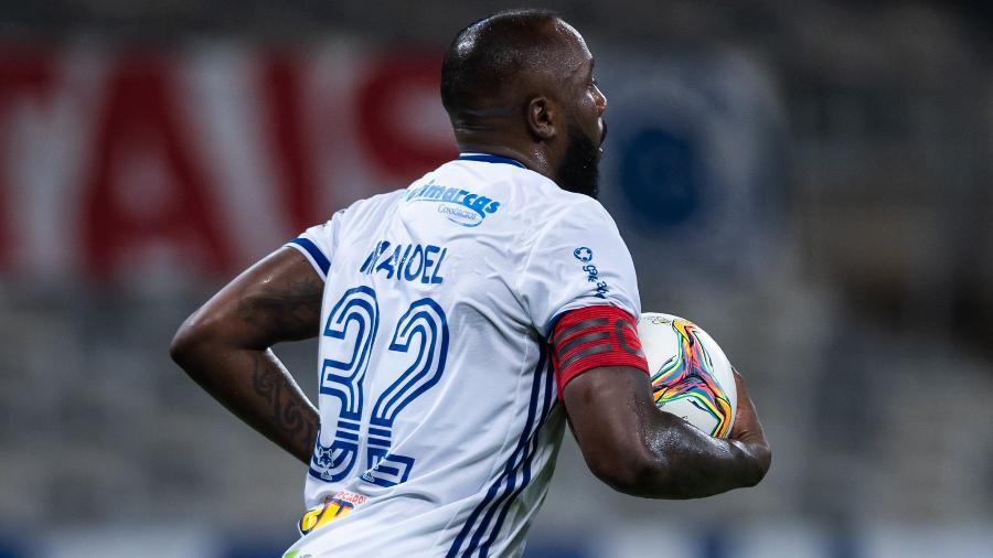 Manoel deixa o Cruzeiro após quase sete anos para acertar ida ao Fluminense - Bruno Haddad/Cruzeiro