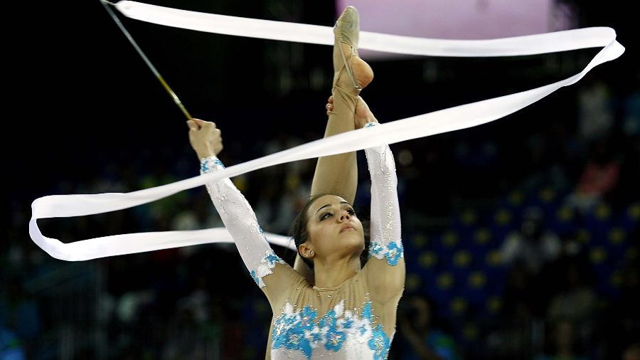 Ana Paula Scheffer no Pan do Rio - Fernando Donasci/Folhapress