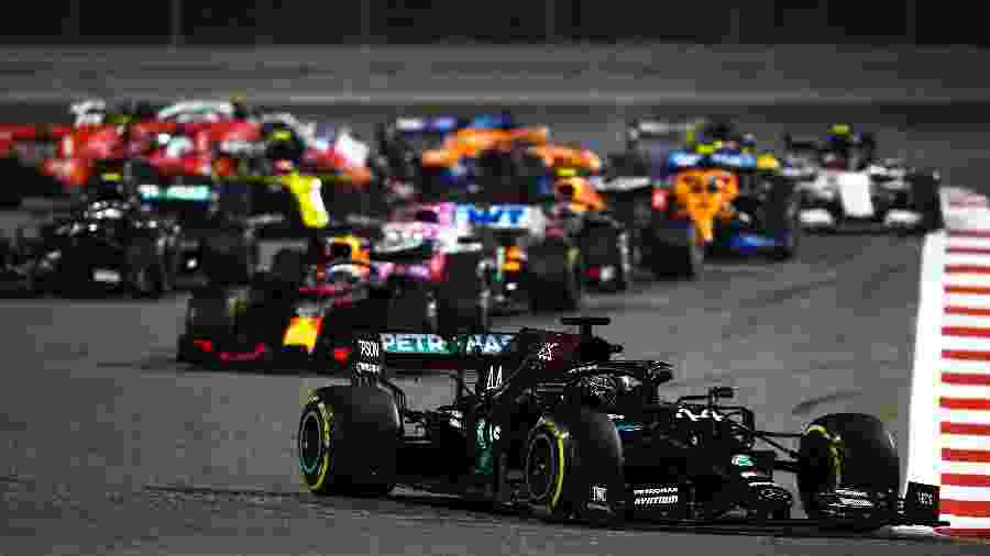 GP do Bahrein vai abrir o campeonato - Rudy Carezzevoli/Getty Images