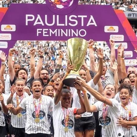 Campeonato Paulista feminino é um dos eventos que terá transmissão por meio do app - Rodrigo Coca/Agência Corinthians