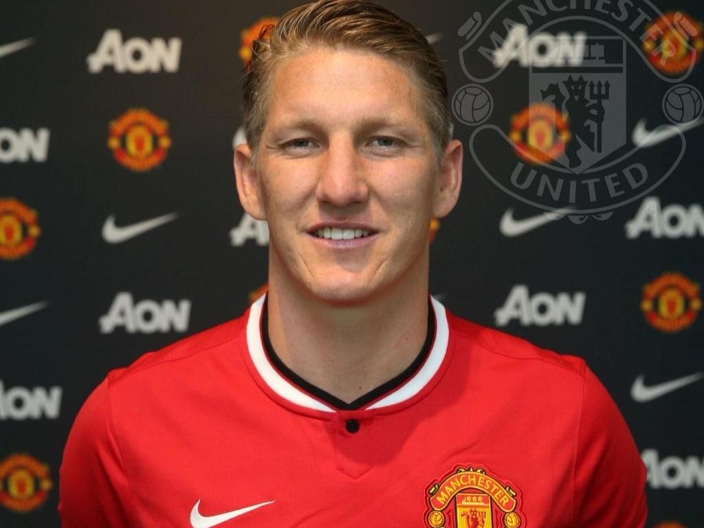 Bastian Schweinsteiger, reforço do Manchester United