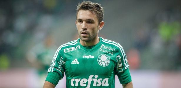 Allione espera ter mais oportunidades no Palmeiras em 2016 - Ronny Santos/Folhapress