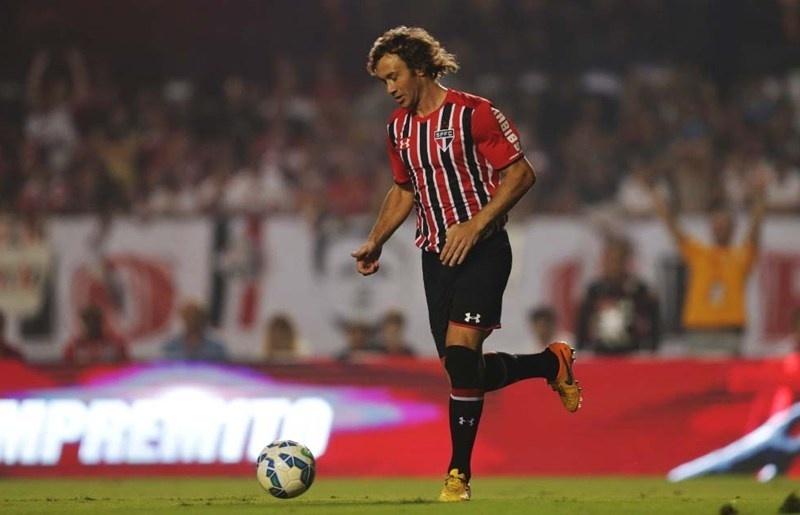 Diego Lugano volta ao Morumbi em jogo de despedida de Rogério Ceni