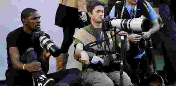 EZRA SHAW / AFP