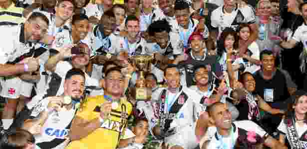 Vasco da Gama está há seis meses sem derrota e soma 28 jogos de invencibilidade - Paulo Fernandes/Vasco.com.br