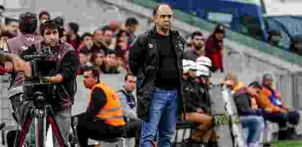 Marcelo Oliveira reestreia pelo Atlético-MG contra o Atlético-PR - Bruno Cantini/Clube Atlético Mineiro