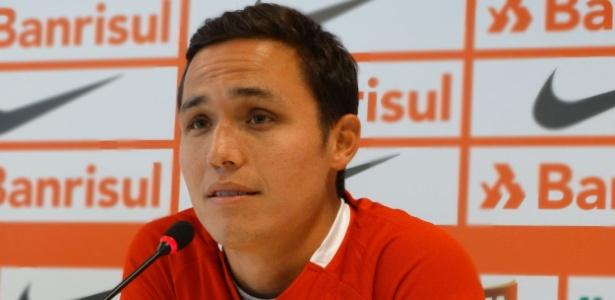 Luis Manuel Seijas se mostra ansioso por primeiro Gre-Nal da carreira