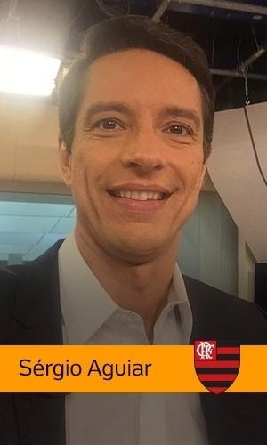 Sérgio Aguiar (Globonews): Flamengo