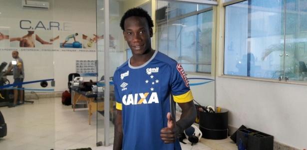 Caicedo está regularizado e pode estrear pelo Cruzeiro contra o Villa Nova