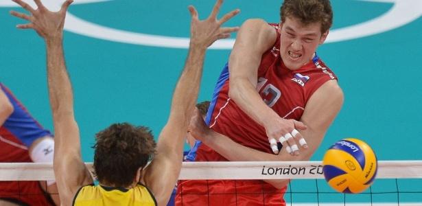 Dmitriy Muserskiy é um dos jogadores russos envolvidos no escândalo de doping