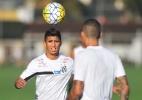 Matheus Ribeiro treina como titular e deve jogar contra o Paysandu