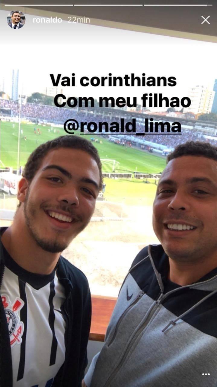 Corinthians deixa Ronaldo sem exclusividade em acordo para trazer parceiros  - 20 06 2017 - UOL Esporte 1333ff1104801