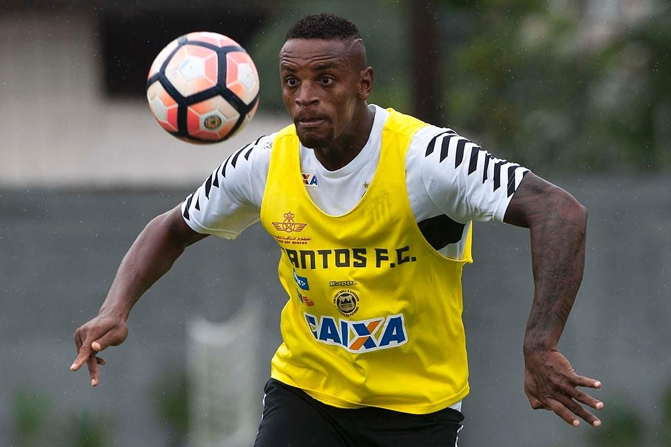 Santos acusa dívida do Paraná e só aceita Cleber de volta sem lesão -  Esporte - BOL 7cca9bad5ec3c