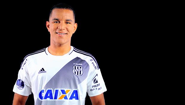 Yuri Jonathan Vitor Coelho, atacante da Ponte Preta