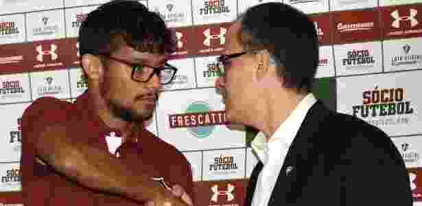 Mailson Santana/Fluminense F.C