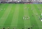 Henrique cabeceia e abre o placar para o Fluminense diante do Corinthians