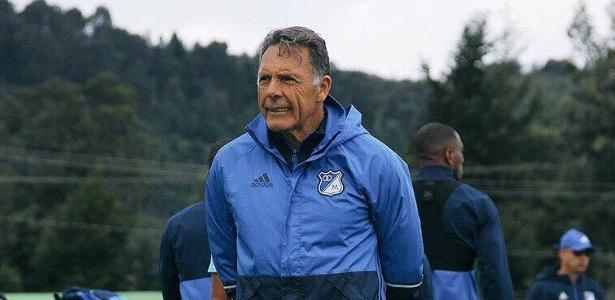 Miguel Ángel Russo retornou ao hospital nesta quinta-feira - Divulgação