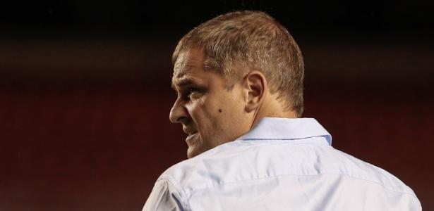 Diego Aguirre negociou com o São Paulo no fim de 2015, para substituir Doriva