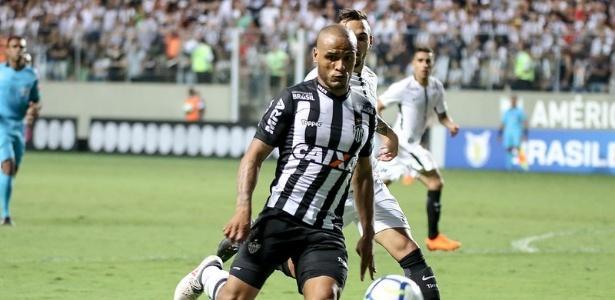Patric deu o passe para o gol de Róger Guedes diante do Corinthians - Bruno Cantini/Clube Atlético Mineiro