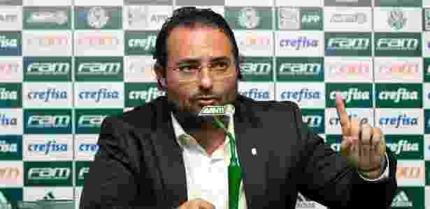 Mattos assinou novo contrato com o Palmeiras - Daniel Vorley/AGIF
