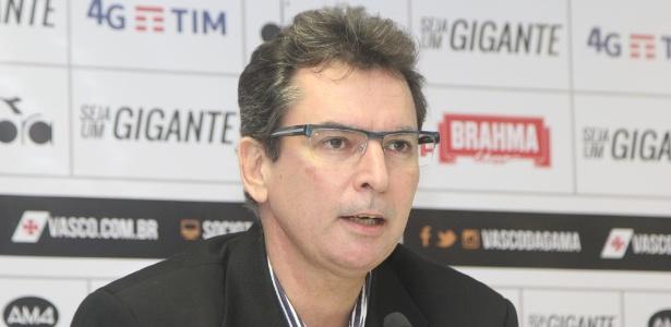 Alexandre Faria falou sobre seu trabalho no Vasco