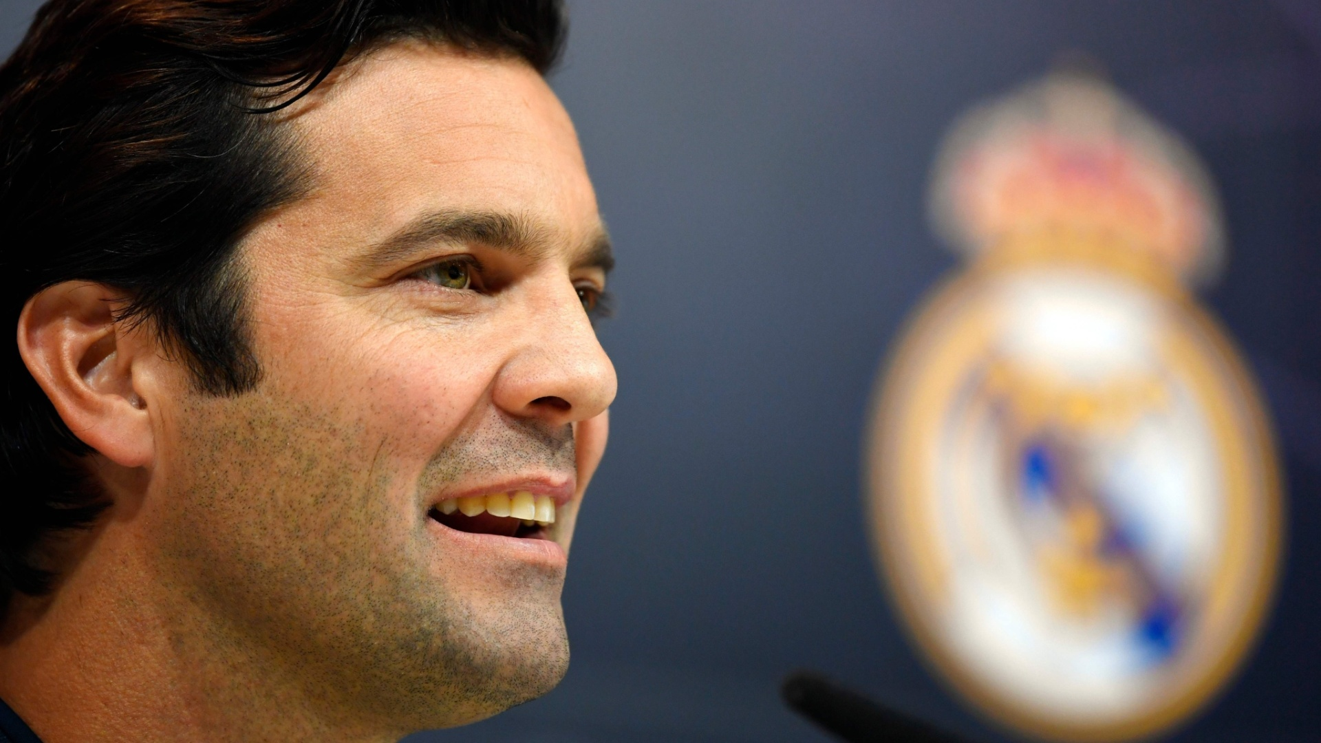 Solari Real Madrid coletiva entrevista