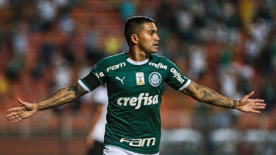 Dudu foi o único palmeirense na seleção do campeonato - Ale Cabral/AGIF