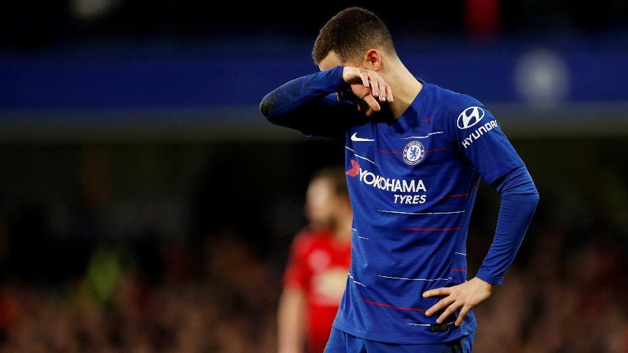 Vinícius Junior e Rodrygo deixam Hazard mais longe do Real Madrid - Reuters/John Sibley