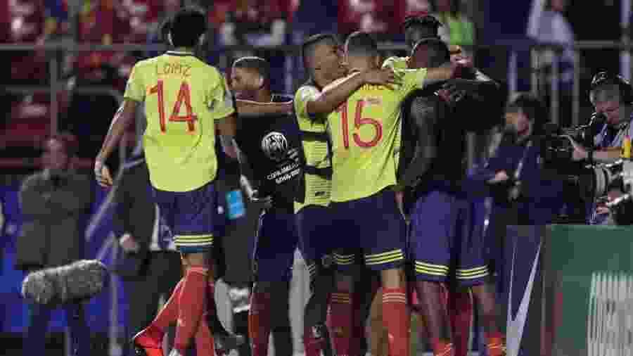Seleção dirigida pelo português Carlos Queiroz soma duas vitórias nos dois primeiros jogos da Copa América - REUTERS/Ueslei Marcelino