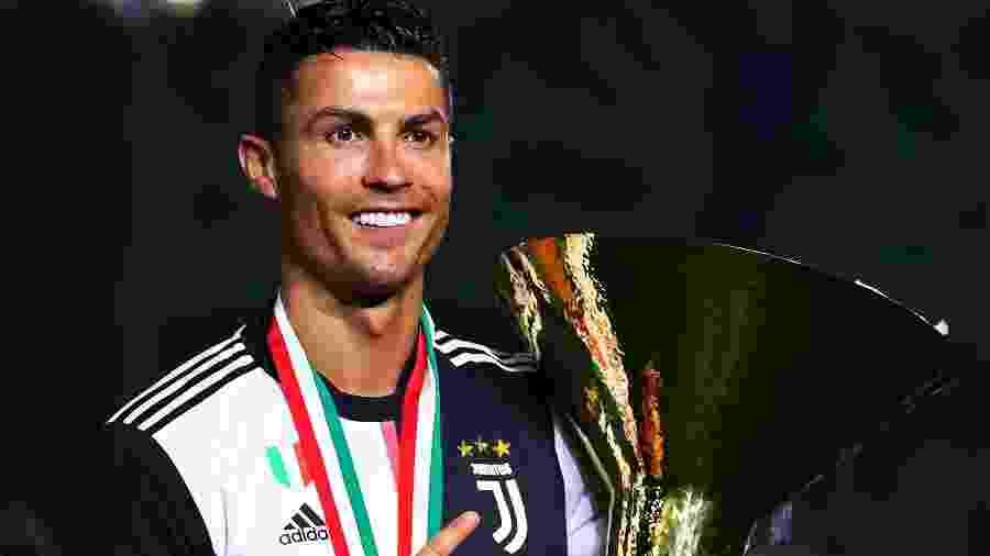 Cristiano Ronaldo, jogador da Juventus - Chris Brunskill/Getty Images