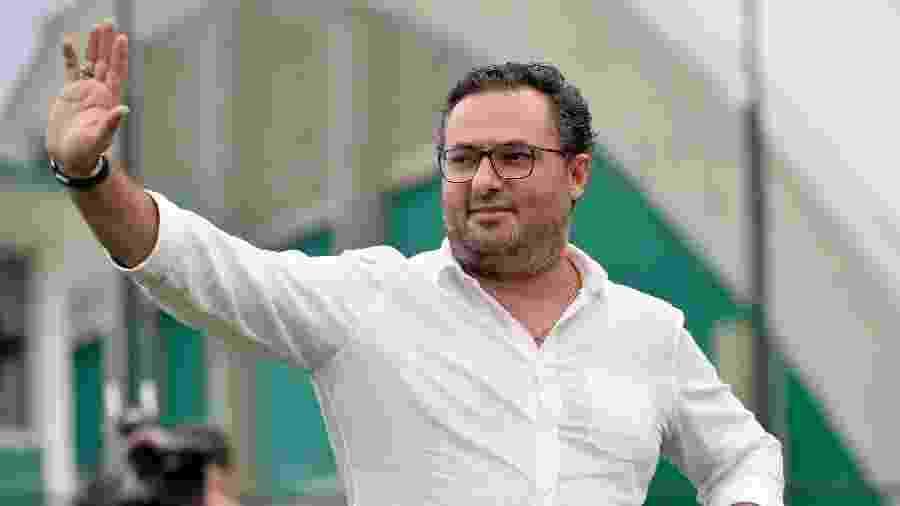 Alexandre Mattos foi diretor de futebol do Palmeiras até o início de dezembro de 2019 - Bruno Ulivieri/AGIF