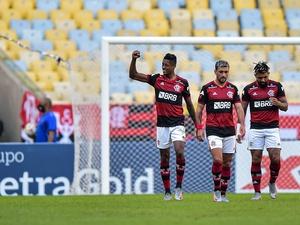 Veja a ficha técnica de Flamengo 2 x 0 Volta Redonda