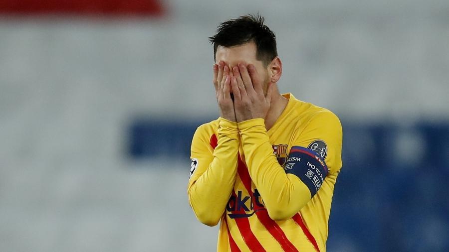 Barcelona está mais longe do título espanhol - REUTERS/Gonzalo Fuentes