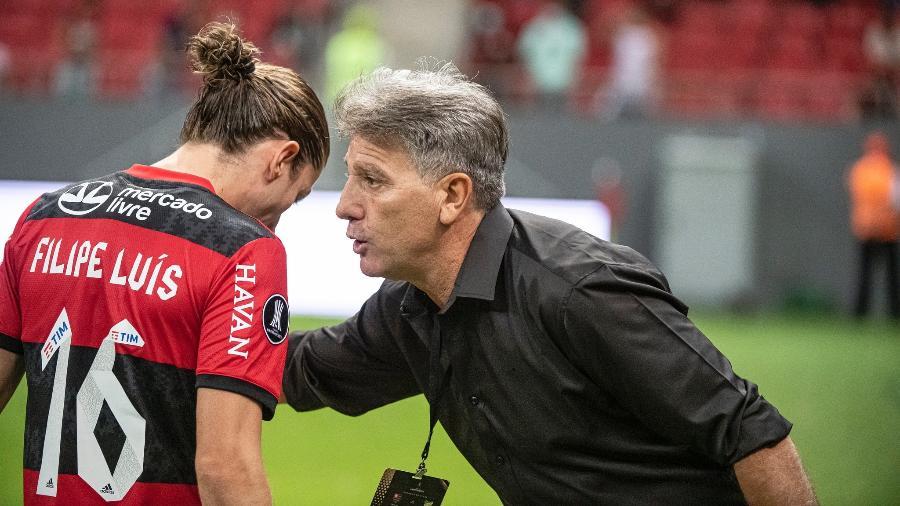 Com goleadas, Renato já supera início de Jesus e Flamengo retoma modo avassalador